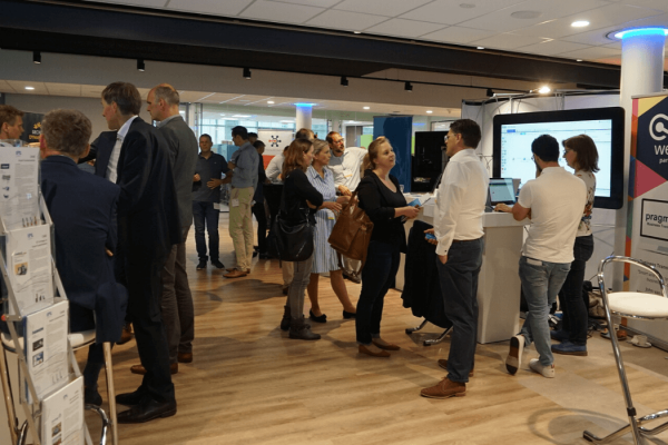 Business Software event exposanten