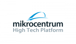 High tech Platform Logo