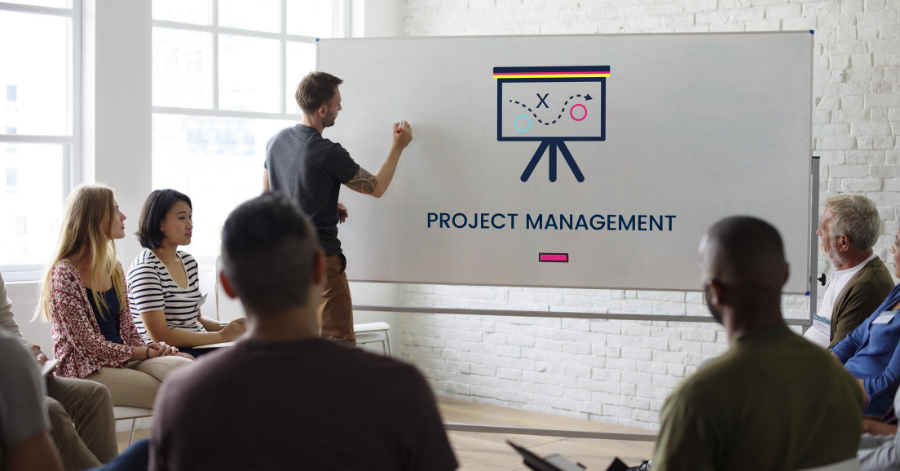 projectmanagement competentiegroepen